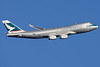B-HUO | Boeing 747-467F/SCD | Cathay Pacific Cargo