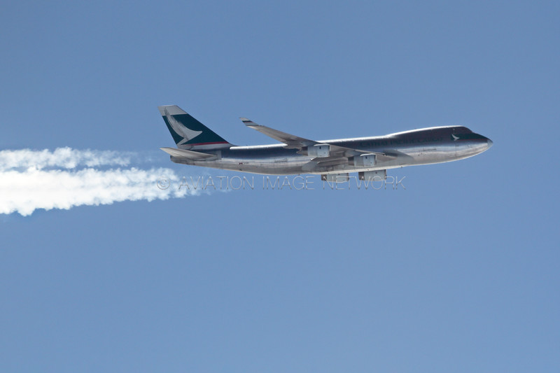 B-HUP | Boeing 747-467F/SCD | Cathay Pacific Cargo