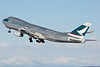 B-HUK | Boeing 747-467F/SCD | Cathay Pacific Cargo