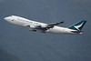 B-LIE | Boeing 747-467F/ER | Cathay Pacific Cargo