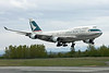 B-HKH | Boeing 747-412(BCF) | Cathay Pacific Cargo