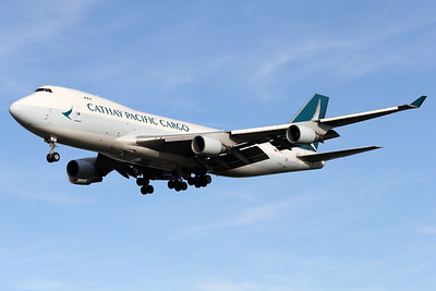 B-LIC   Boeing 747-467F/ER   Cathay Pacific Cargo