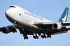 B-LIC | Boeing 747-467F/ER | Cathay Pacific Cargo