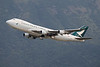 B-LIF | Boeing 747-467F/ER | Cathay Pacific Cargo