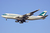 B-HOU | Boeing 747-467(BCF) | Cathay Pacific Cargo