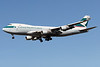 B-LIF | Boeing 747-467F/ER/SCD | Cathay Pacific Cargo