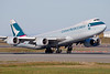 B-LJC | Boeing 747-867F | Cathay Pacific Cargo