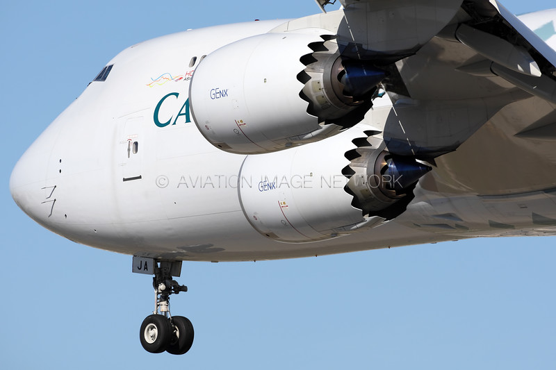 B-LJA | Boeing 747-687F/SCD | Cathay Pacific Cargo