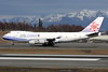 B-18707 | Boeing 747-409F/SCD | China Airlines Cargo