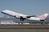 B-18708 | Boeing 747-409F/SCD | China Airlines Cargo