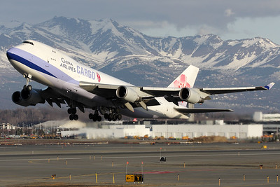B-18710 | Boeing 747-409F/SCD | China Airlines Cargo