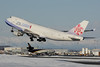 B-18705 | Boeing 747-409F/SCD | China Airlines Cargo