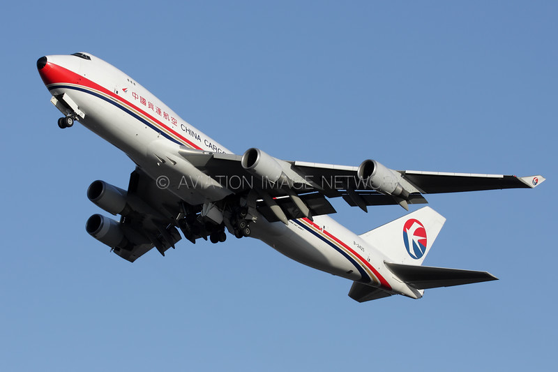 B-2425 | Boeing 747-40BF/ER/SCD | China Cargo Airlines
