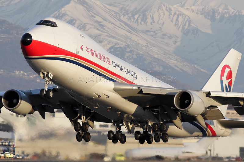 B-2425   Boeing 747-40BF/ER/SCD   China Cargo Airlines