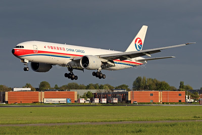 B-2079 | Boeing 777-F6N | China Cargo Airlines
