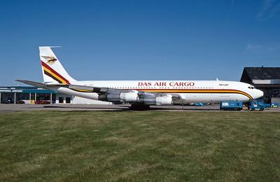 5X-JEF   Boeing 707-379C   DAS Air Cargo