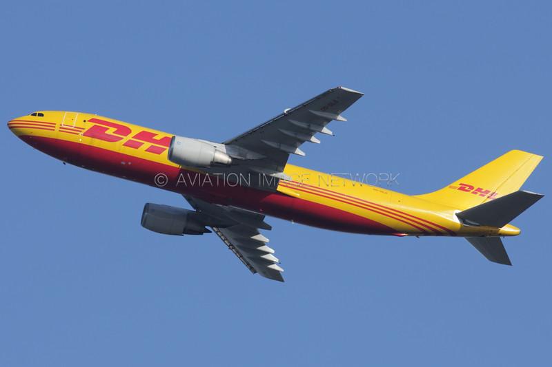 OO-DLG   Airbus A300B4-203F   DHL Aviation (European Air Transport)