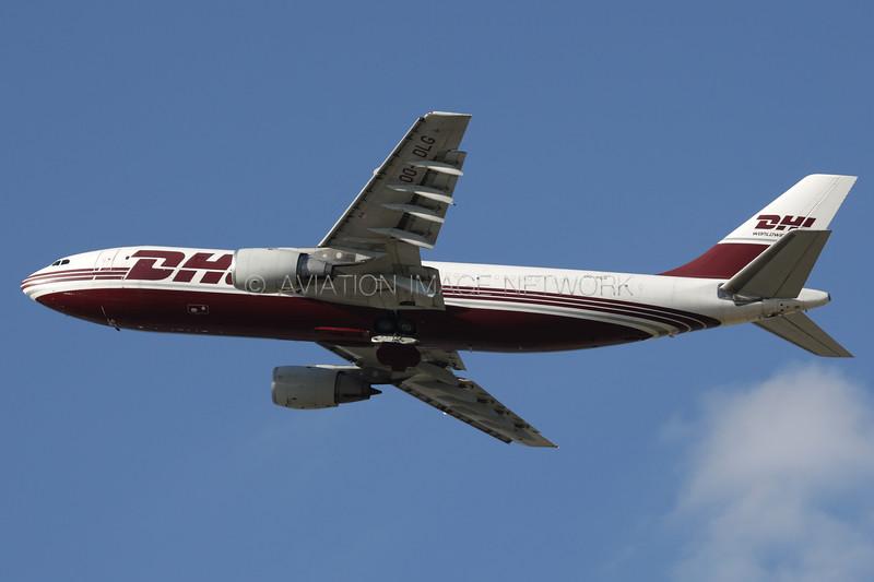 OO-DLG | Airbus A300B4-203F | DHL Aviation (European Air Transport)