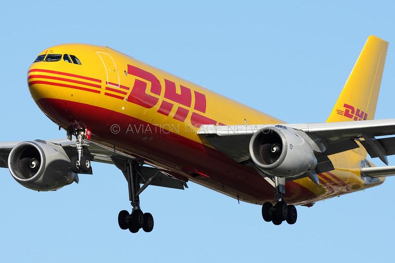 D-AEAT | Airbus A300B4-622R (F) | DHL Aviation