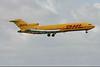 VH-DHE | Boeing 727-2J4(Adv)(F) | DHL Aviation (Tasman Cargo Airlines)