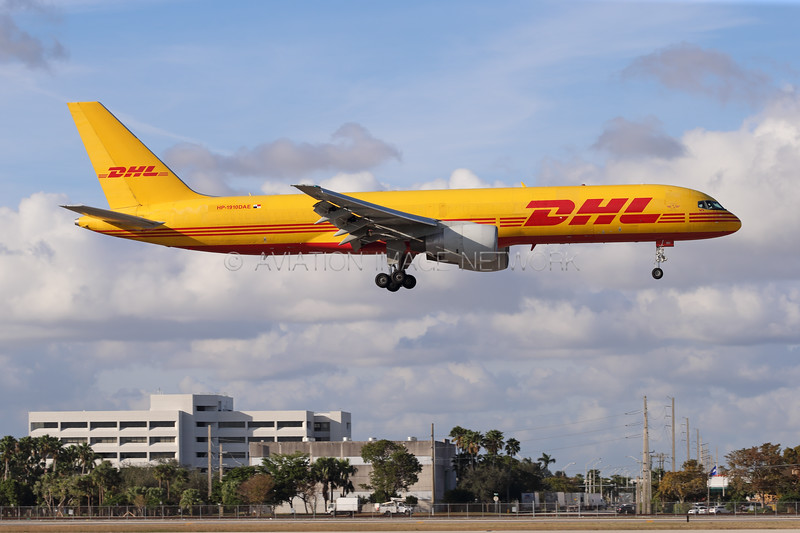 HP-1910DAE | Boeing 757-27A(PCF) | DHL Aviation (Aero Expreso)