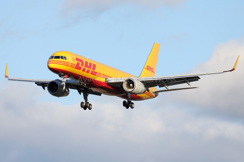 G-DHKP | Boeing 757-223(PCF) | DHL Air