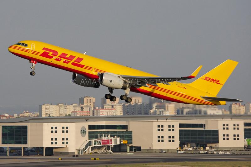 D-ALEU | Boeing 757-23N(SF) | DHL Aviation (EAT Leipzig)