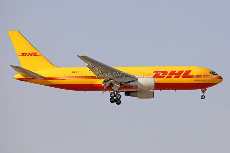 A9C-DHK | Boeing 767-281(BDSF) | DHL Aviation (DHL International Aviation ME)
