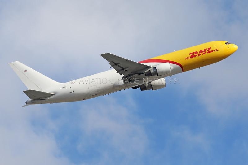 N202CY | Boeing 767-383(ER)(BDSF) | DHL Aviation (ABX Air)