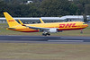 VH-EXZ | Boeing 767-3JHF(ER) | DHL Aviation (Tasman Cargo Airlines)