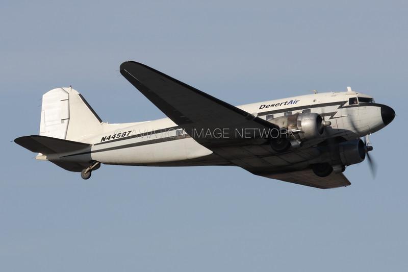 N44587   Douglas DC-3C   DesertAir Alaska