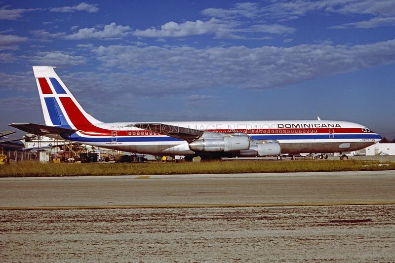 HI-442 | Boeing 707-399C | Dominicana