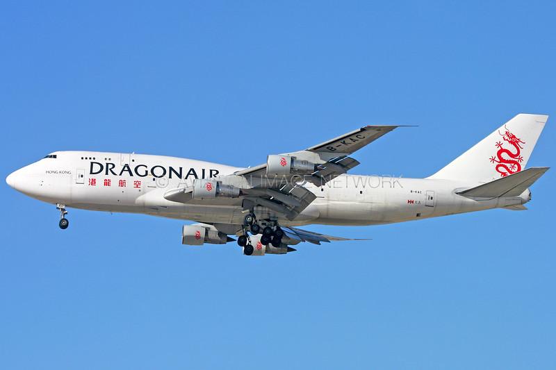 B-KAC | Boeing 747-3H6(SF) | Dragonair Cargo