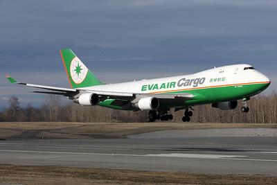 B-16483 | Boeing 747-45EF/SCD | EVA Air Cargo