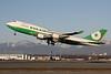 B-16406 | Boeing 747-45E(BDSF) | EVA Air Cargo