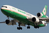 B-16109 | McDonnell Douglas MD-11F | EVA Air Cargo