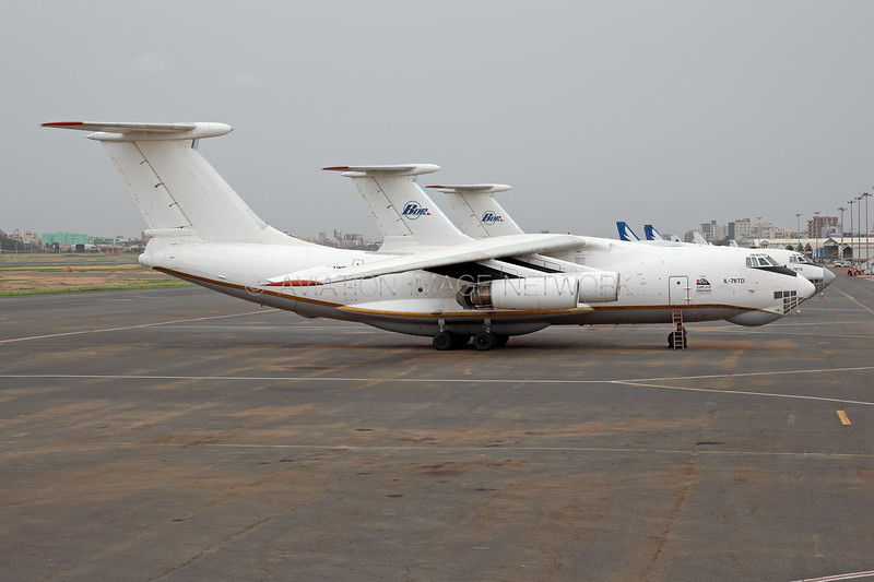ST-AWR | Ilyushin Il-76TD | Eldinder Aviation