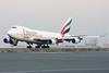OO-THD | Boeing 747-4HAF/ER | Emirates SkyCargo (TNT Airways)