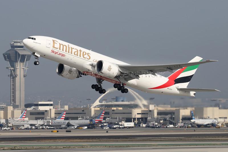 A6-EFF | Boeing 777-F1H | Emirates SkyCargo