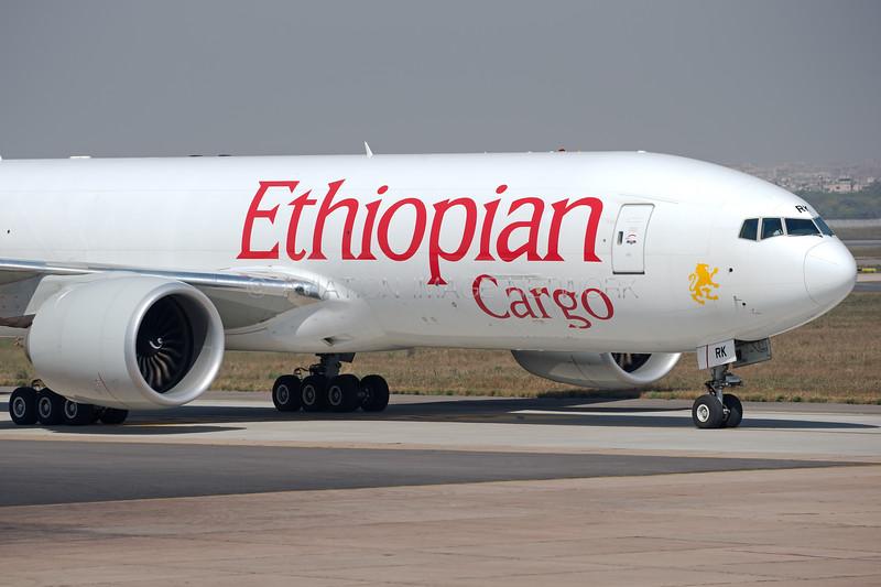 ET-ARK | Boeing 777-F60 | Ethiopian Cargo