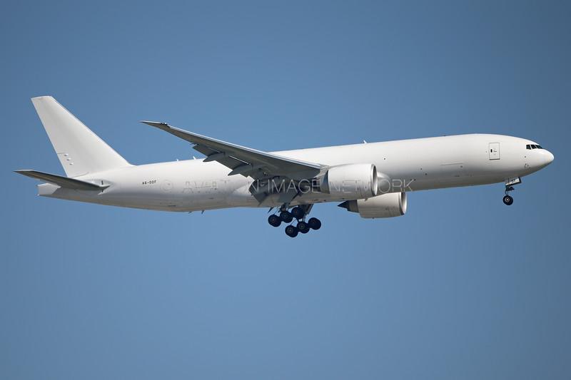 A6-DDF | Boeing 777-FFX | Etihad Cargo