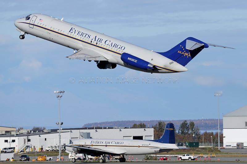 N930CE | McDonnell Douglas DC-9-33RC | Everts Air Cargo