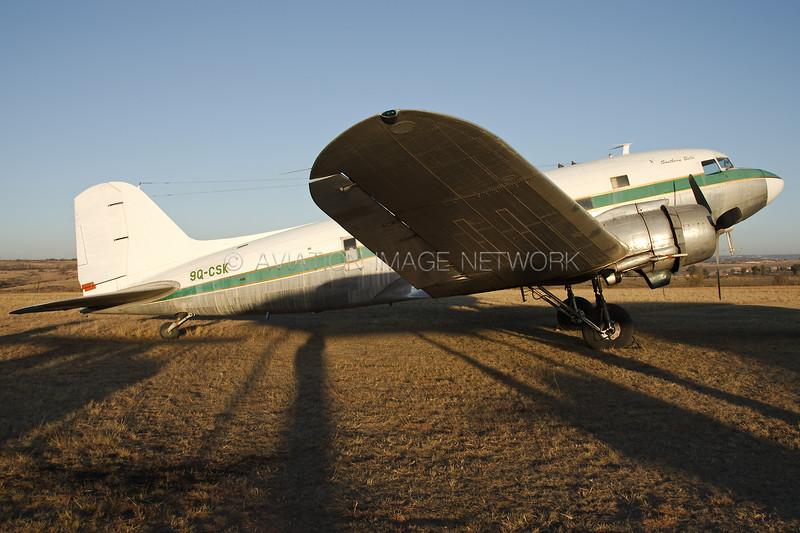 9Q-CSK | Douglas C-47B-10-DK | Eyetu Air Cargo