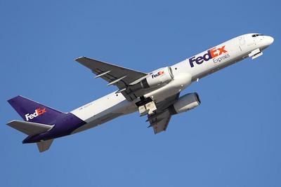 N947FD | Boeing 757-236(SF) | FedEx Express