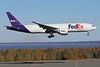 N883FD | Boeing 777-FS2 | FedEx Express
