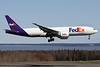 N854FD | Boeing 777-FS2 | FedEx Express