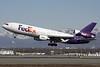 N316FE | McDonnell Douglas MD-10-30F | FedEx Express