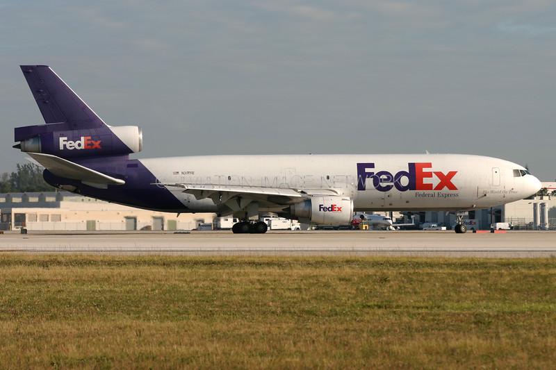 N307FE | McDonnell Douglas DC-10-30F | Federal Express