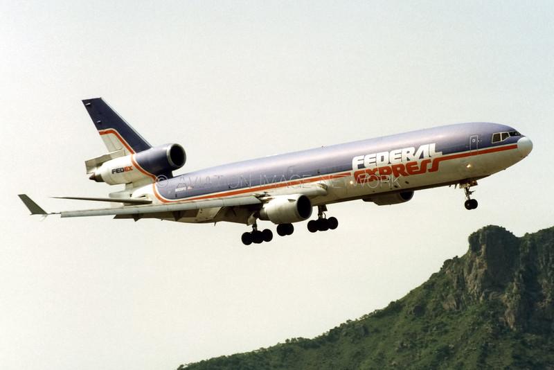 N609FE   McDonnell Douglas MD-11F   Federal Express