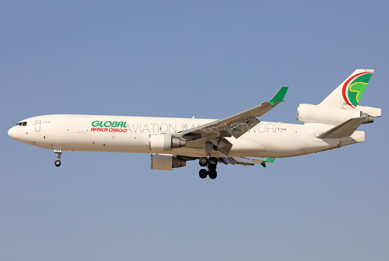 Z-GAA | McDonnell Douglas MD-11F | Global Africa Aviation
